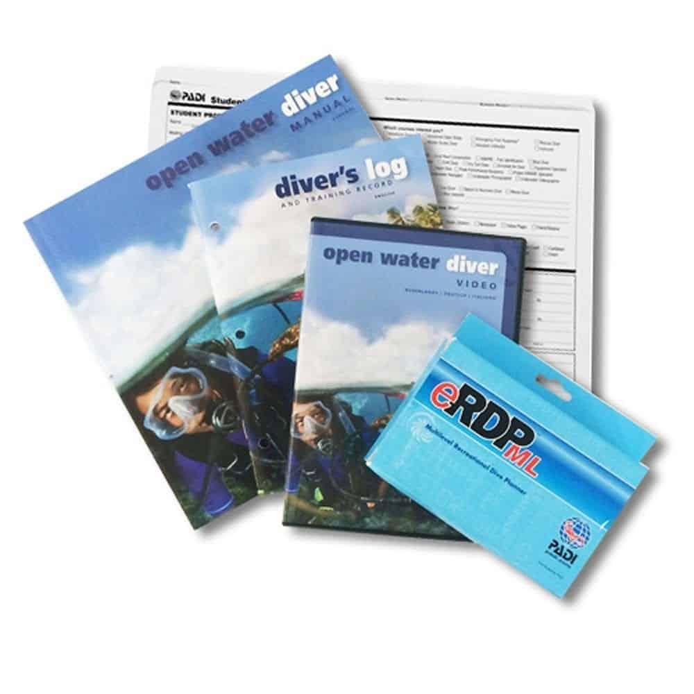 PADI Open Water Crew Pack. Sale!
