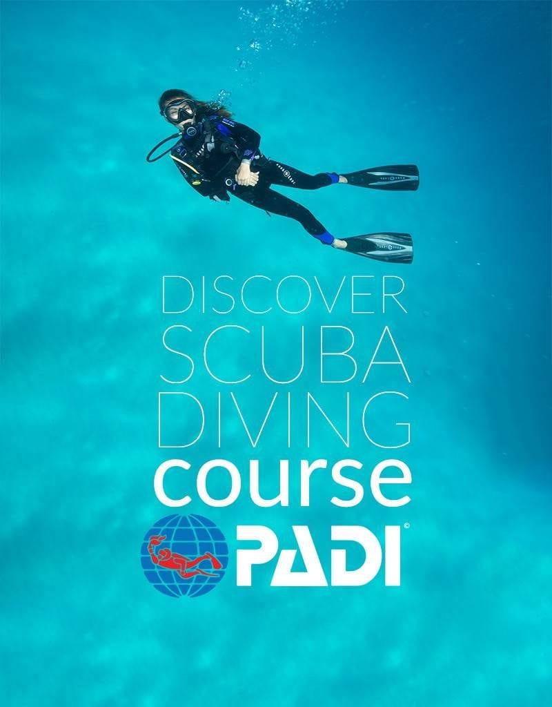 Discover Scuba Diving 2020