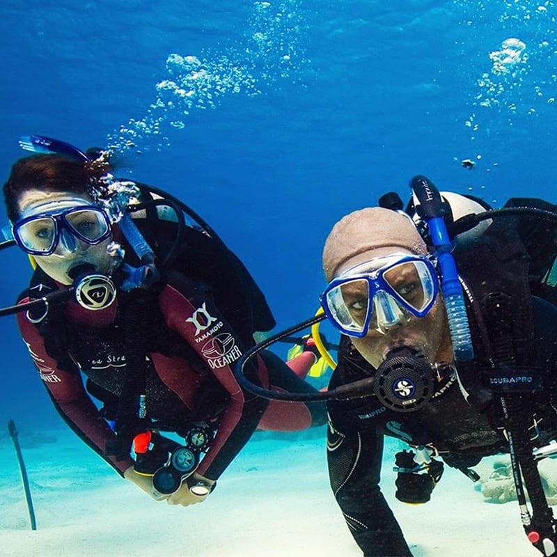 Master Scuba Diver 2021
